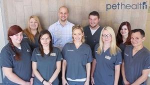 pet health animal hospital staff