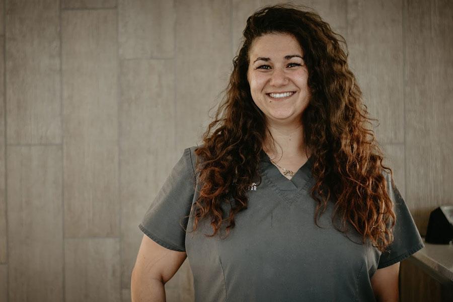 Nicole Rutsky, Veterinary Technician