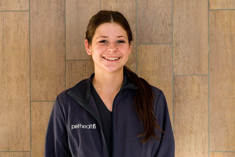 Sarah Fitzgerald, Veterinary Technician