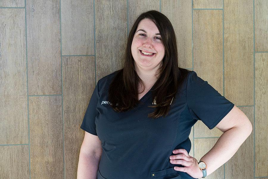 Amanda Stogner-Veterinary Technician In Training