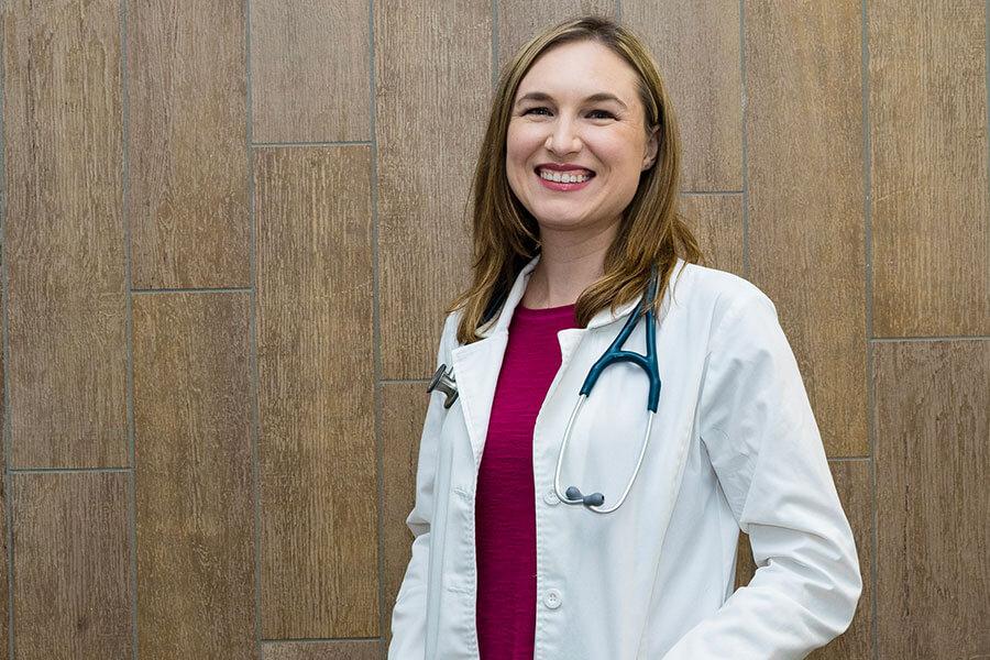 Dr. Renee Lewis-Pet health hospital