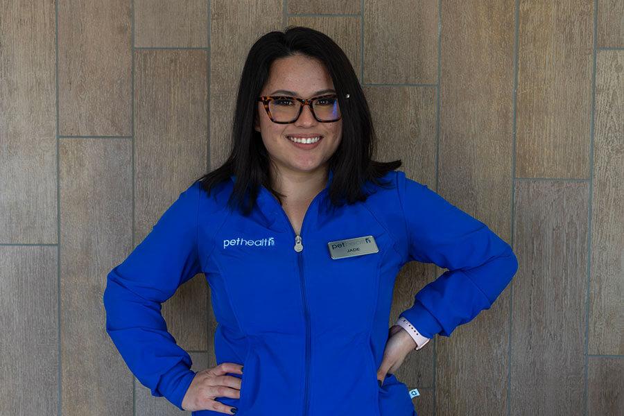 Jade Owen- Customer Service Representative