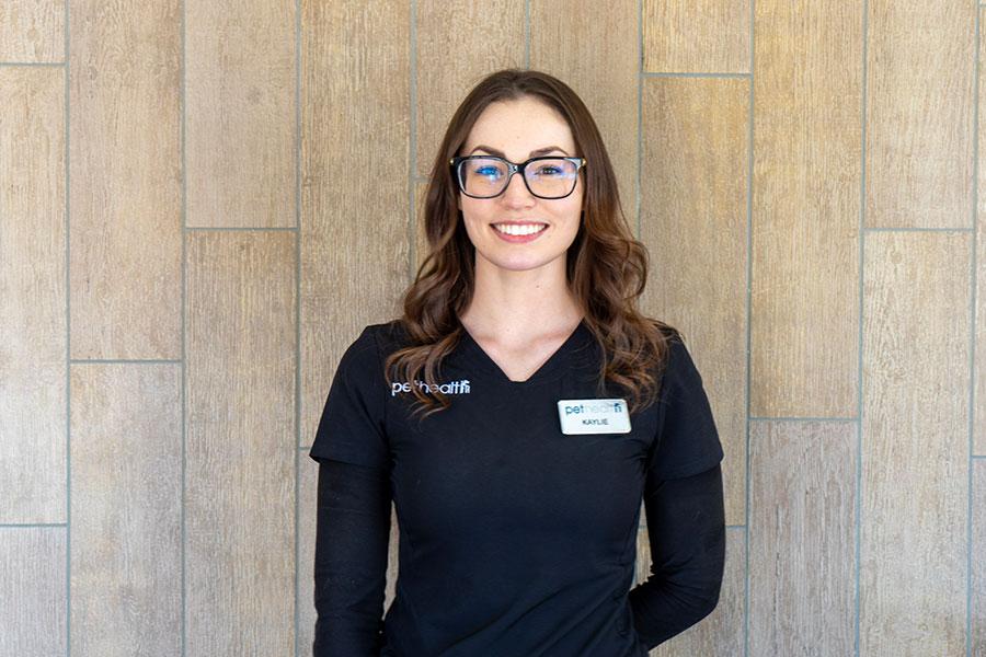 Kaylie Cheney- Veterinary Assistant