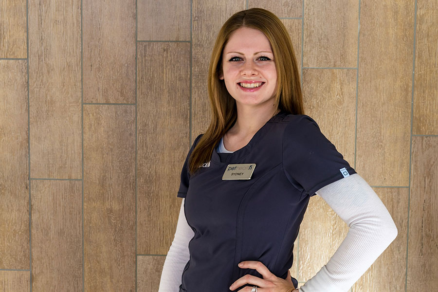 Sydney Anderson- Veterinary Assistant